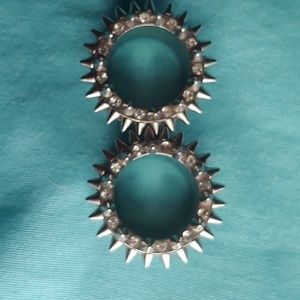 5/8in Spikes and Diamonds Tunnels Plugs Gauges